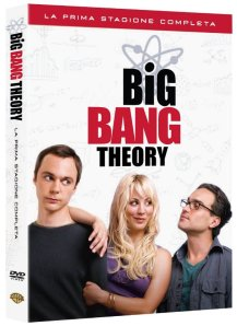 STAGIONE 1 - THE BIG BANG THEORY, DVD, WARNER, BROS, AMERICA, PASADENA, CALIFORNIA, LEONARD, SHELDON, HOWARD, RAJ, NERD, VIDEOGAME, FUMETTI, GIOCHI DI RUOLO, PENNY, STAGIONE 1, STAGIONE 2, HOME